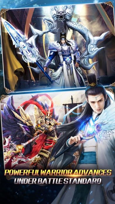 Kingdom Warriors - Classic Action MMO Screenshot 4