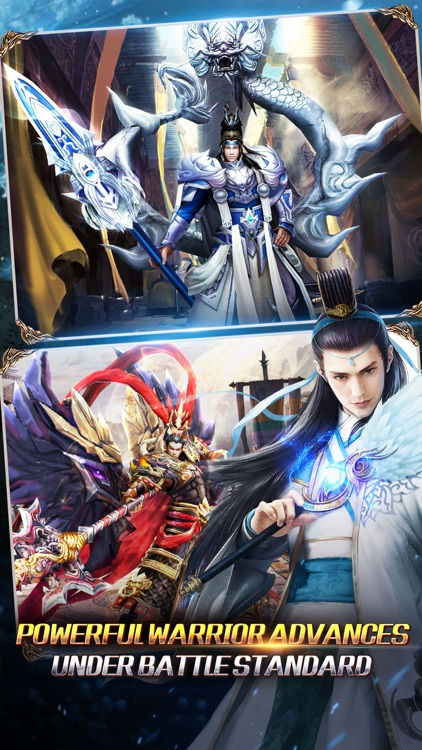 Kingdom Warriors-Classic MMO screenshot-3