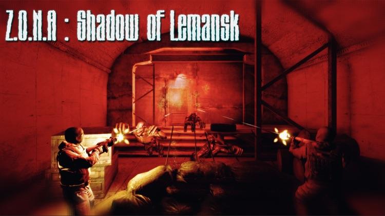 Z.O.N.A Shadow of Lemansk Lite