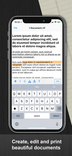 Documents Pro - Files Editor on the App Store