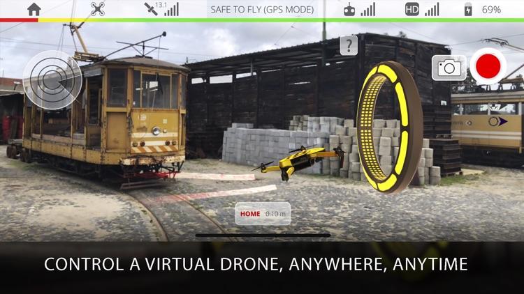 Dronetopolis: Drone Simulator screenshot-0