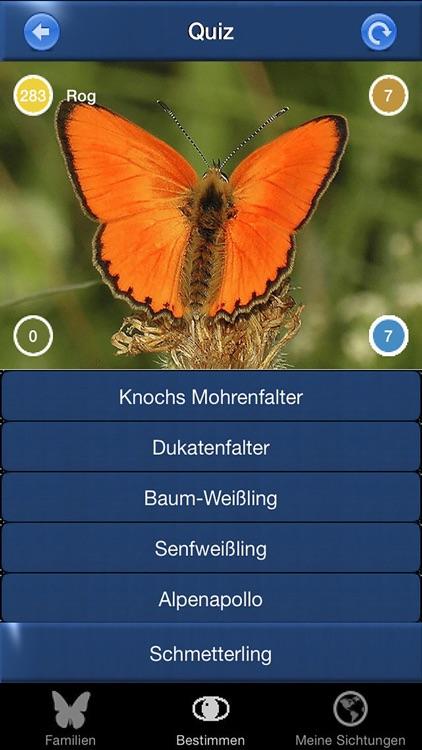 Schmetterling Id - Tagfalter screenshot-3