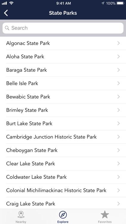 Explore Michigan screenshot-4