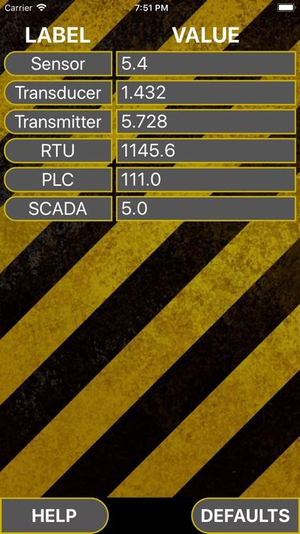 Instro Scale Converter