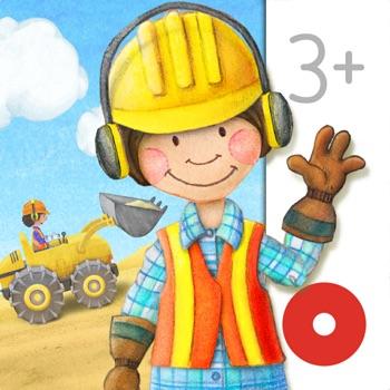 Tiny Builders - App for Kids Logo