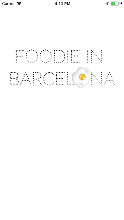 Foodie BCN screenshot-0