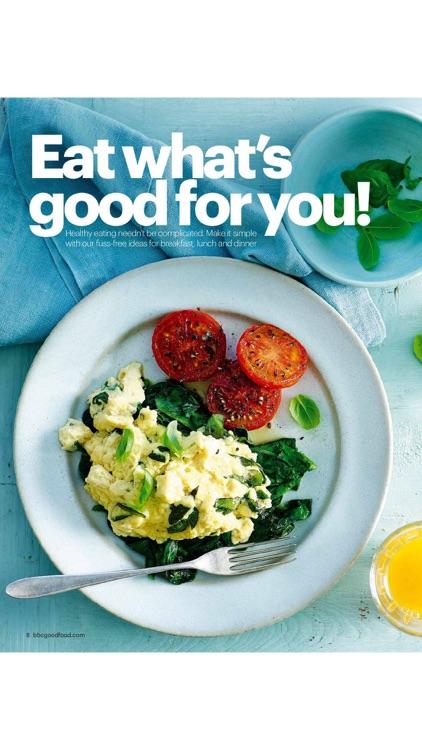 BBC Easy Cook Magazine – Quick and Easy Recipes screenshot-3