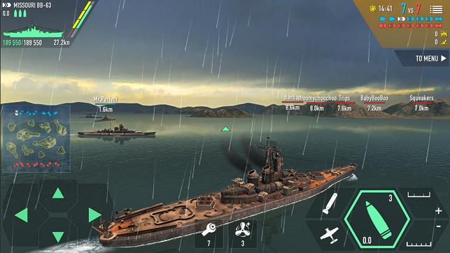 Resultado de imagem para Battle of Warships: Naval Blitz