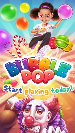 Toys And Me Bubble Pop On The App Store