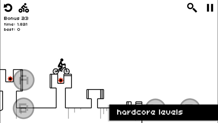 Draw Rider - Top Bike Racing Games screenshot-0