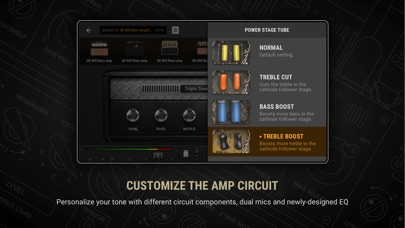 Screenshot #3 for BIAS AMP 2 for iPhone