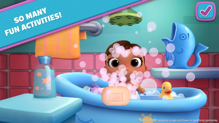 Doc McStuffins: Baby Nursery screenshot-3