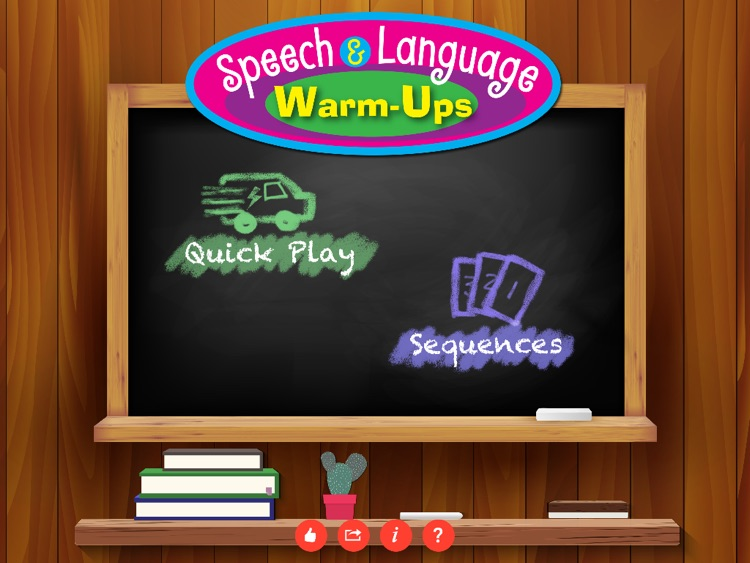 Speech & Language Warm-Ups
