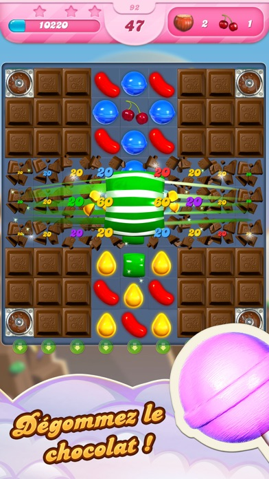 Screenshot for Candy Crush Saga in France App Store