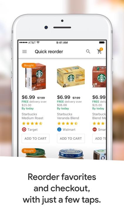 Google Express - Shopping screenshot-3