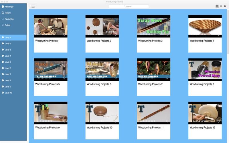 Woodturning Projects screenshot 2
