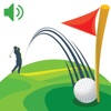 Golf GPS - FreeCaddie Audio - iPhoneアプリ