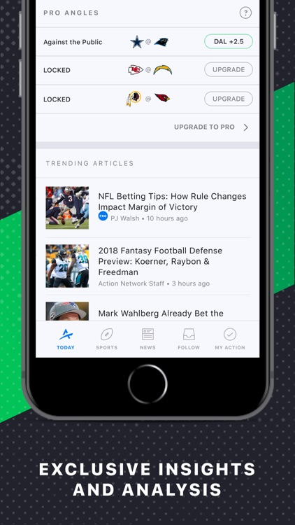 Action Network: Sports Betting