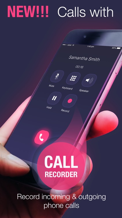 CALL RECORDER - VOICE CHANGER