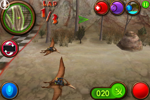 Nanosaur 2 screenshot 4
