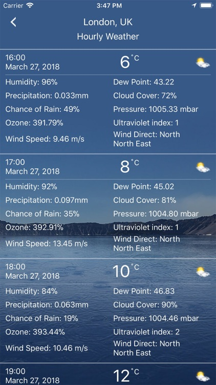 Weather : Weather forecast Pro screenshot-8