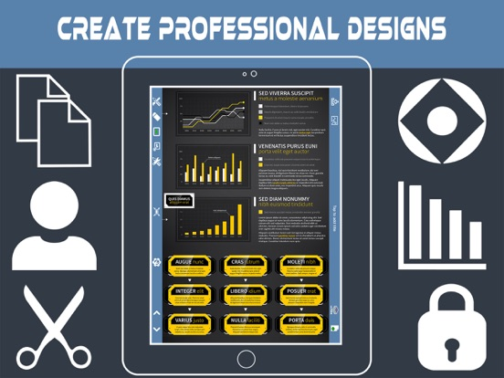 infographic and poster creator app price drops