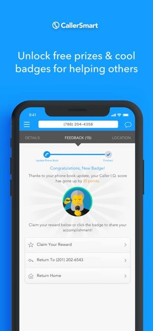CallerSmart: Caller ID + Block on the App Store