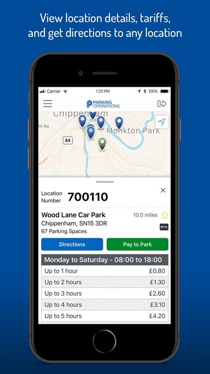 ParkingOps screenshot-4