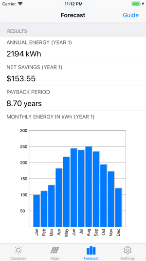 PV Optimizer & Solar compass on the App Store