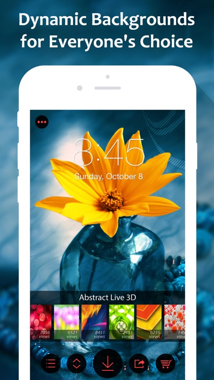 Fancy Live Wallpapers Themes