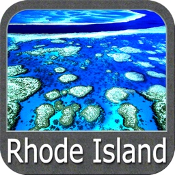 Boating Rhode Island to Maine GPS chart Navigator