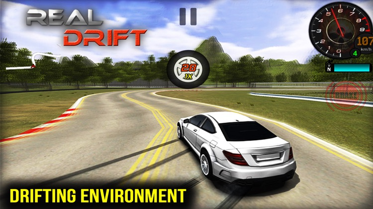 Extreme Car Racer Real Drift on streets 3D Game screenshot-3