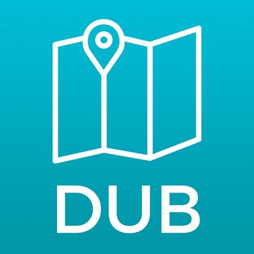 Dublín - Mapas de la ciudad