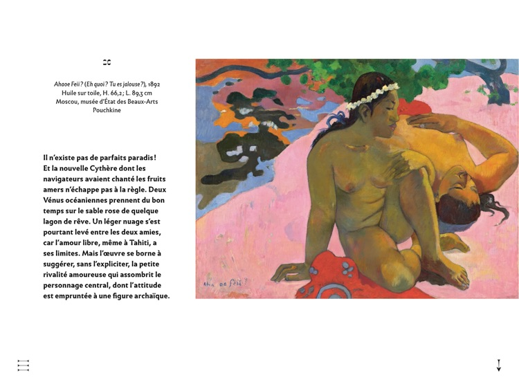 Gauguin l'alchimiste, e-album screenshot-0