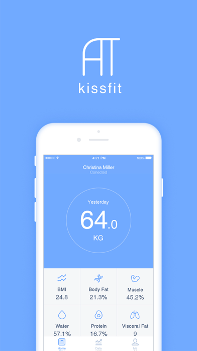 kissfit screenshot one