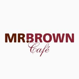 伯朗咖啡館 MR. BROWN Café