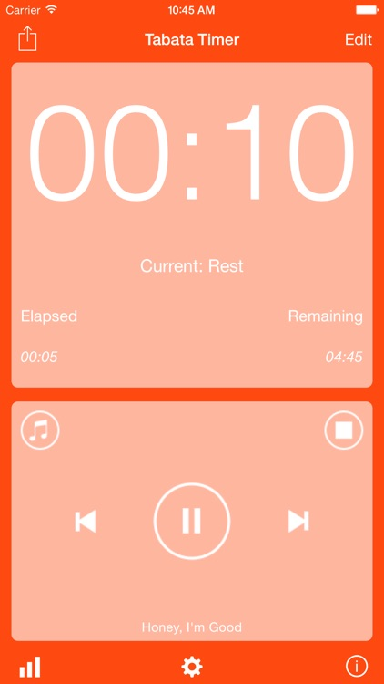 Tabata Timer Pro Training screenshot-1