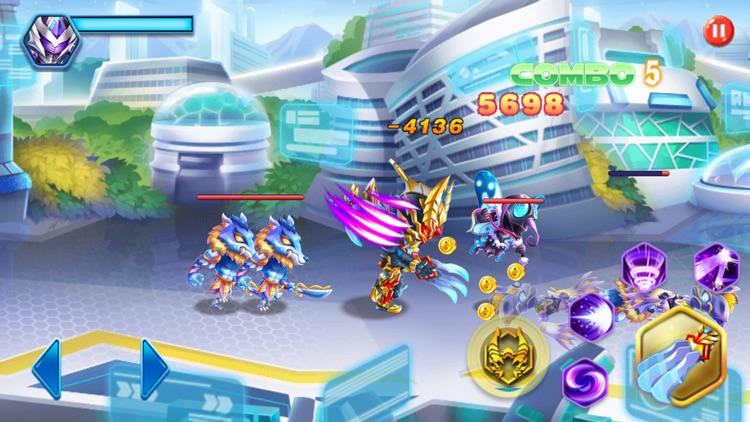 SuperHero Armor screenshot-4