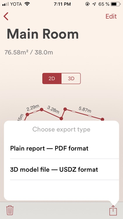 PlanKit - Floor plan creator screenshot-0