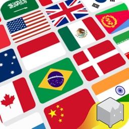 World Flags Quiz Match