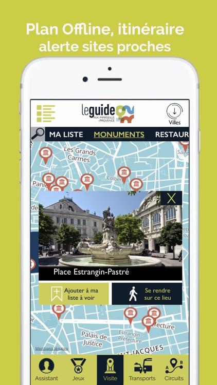 Guide Aix Marseille Provence screenshot-3