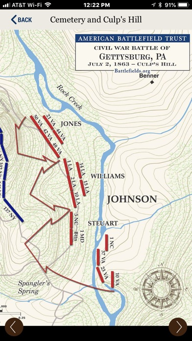 Image of Civil War Battle Maps