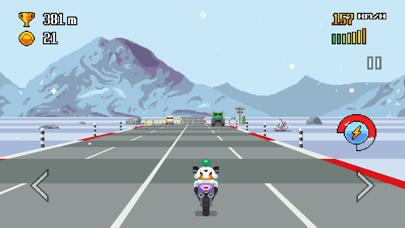 Retro Highway screenshot two
