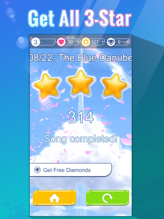 Magic Piano Tiles: Anime Music on the App Store