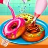 ドーナツ ショップ : 子供たち 料理 ゲーム