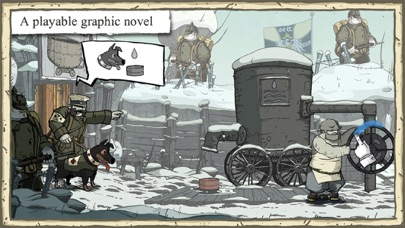 Screenshot from Valiant Hearts: The Great War
