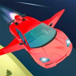 Flying Car Simulator 2018