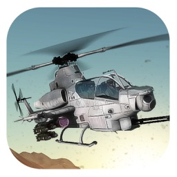 Air Attack Heli Shoot