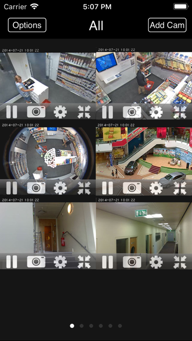 Viewer for Hikvision Cams screenshot one