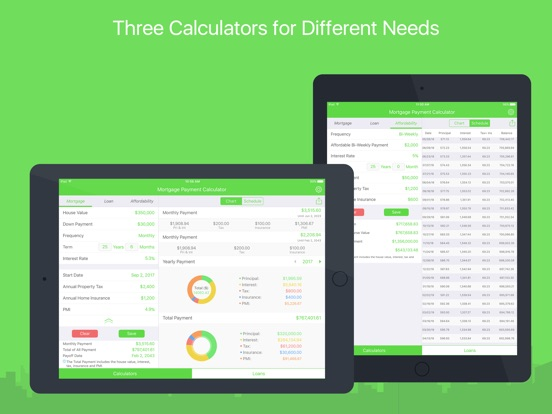 Mortgage Payment Calculator Pro | App Price Drops